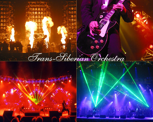 Trans-Siberian Orchestra ~ 音乐会