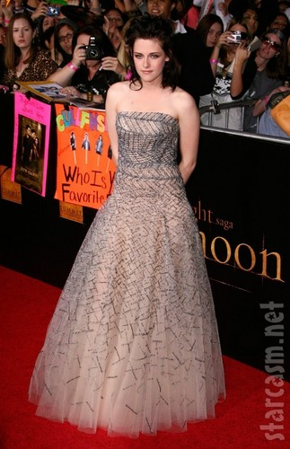 "Twilight cast ~ Los Angeles ""New Moon"" Premiere"