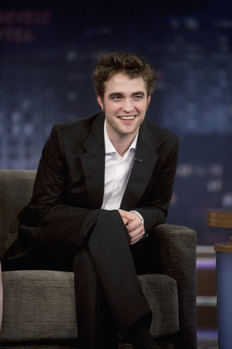 Twilight cast on Jimmy