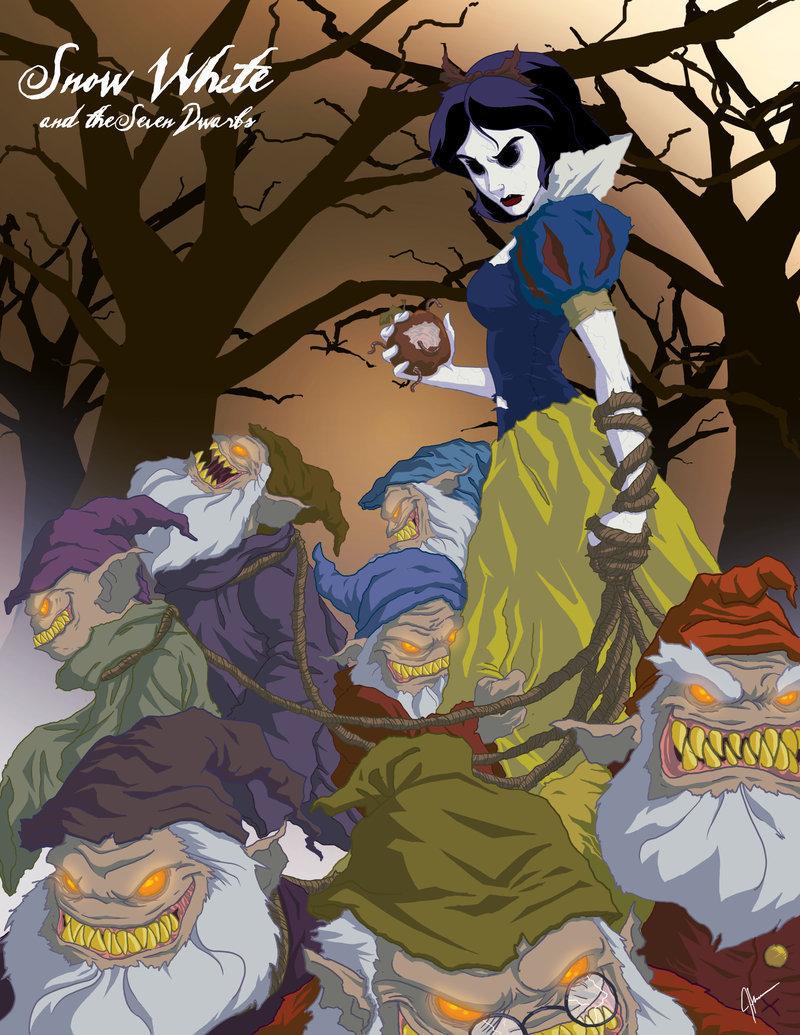 Twisted Princess: Snow White