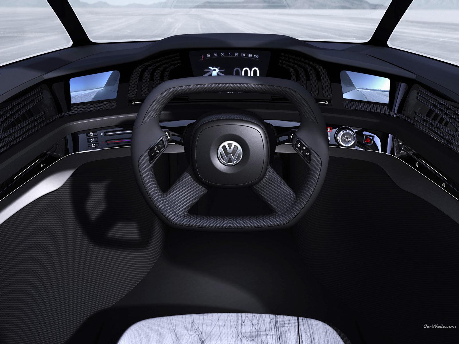 Volkswagen images Volkswagen L1 Concept HD wallpaper and background ...