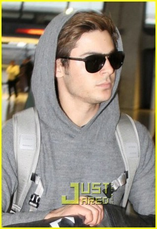 Zac Efron in DC 9/11/09