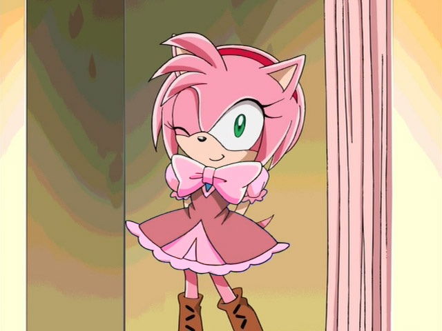 Amy rose images cute pink dress amy rose wallpaper photos 9076781