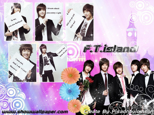 F.T. Island wallpaper called ft island