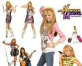 hannah montana /miley cyrus - hannah-montana wallpaper