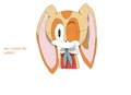 me! (cream the rabbit)