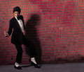 mike off the wall - michael-jackson photo