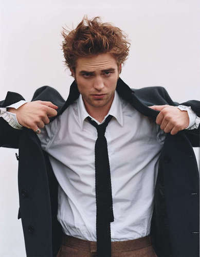 meer of robert pattinson photoshoot
