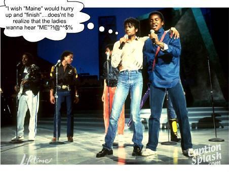 Zufällig & sexy MJ Fotos