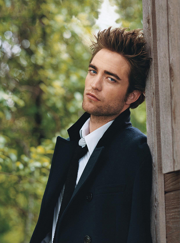 robert pattinson photoshot