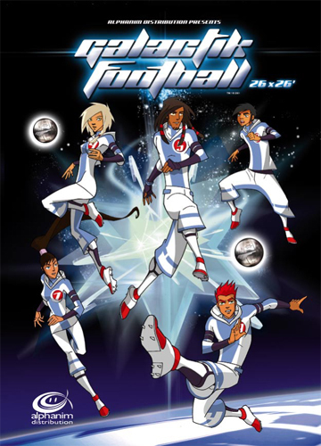 Galactik Football پیپر وال with عملی حکمت titled snow kids Rocket Tia Micro ice Mei and Djock.