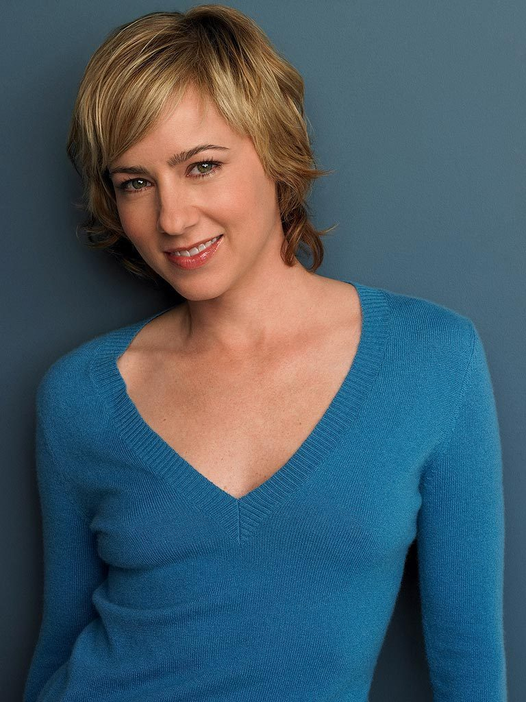 Traylor howard from monk