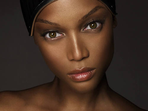 tyra banks wallpaper entitled tyra face