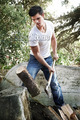 Even More Taylor Lautner for Rolling Stone - twilight-series photo