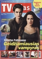|Lithuanian magazine cover| - twilight-series photo
