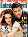 """New Moon"" Takes Over The Newstands - twilight-series photo"
