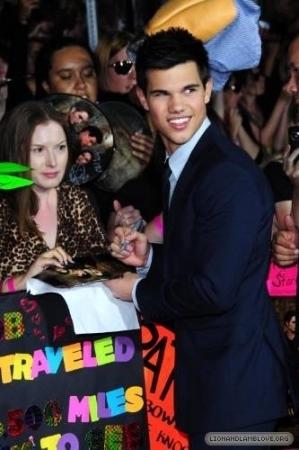 """""""The Twilight Saga New Moon"""" – Los Angeles Premiere"""