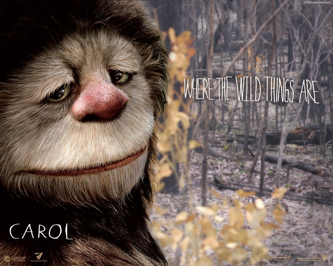 Where the Wild Things Are - Movies Wallpaper (9133028 ...