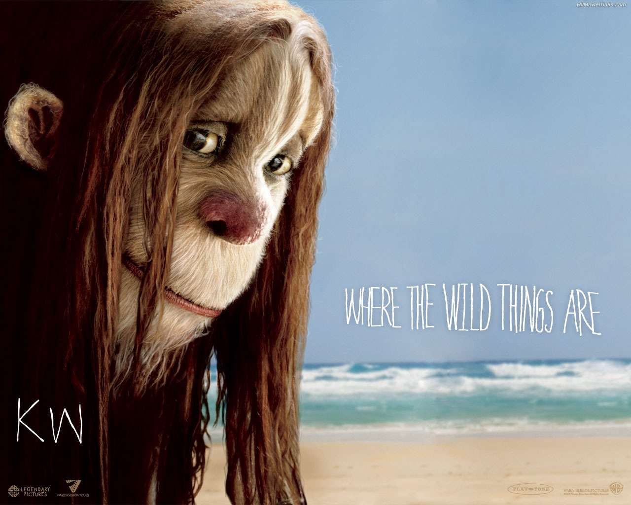 where the wild things are movies wallpaper 9133030