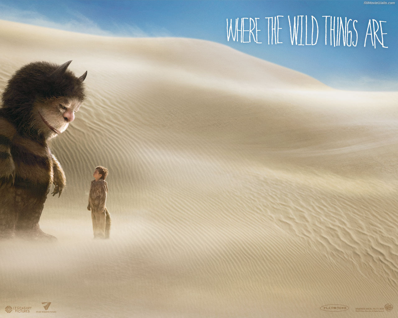 where the wild things are movies wallpaper 9133033