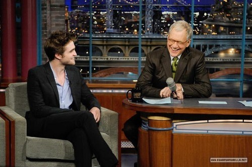 11.18.09: Late दिखाना with David Letterman