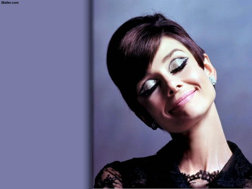 Audrey Hepburn Wallpaper Possibly Containing A Portrait Titled AHepburn Wallpapers 3