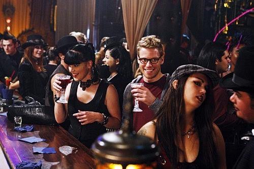 Abby in NCIS:LA 1x09
