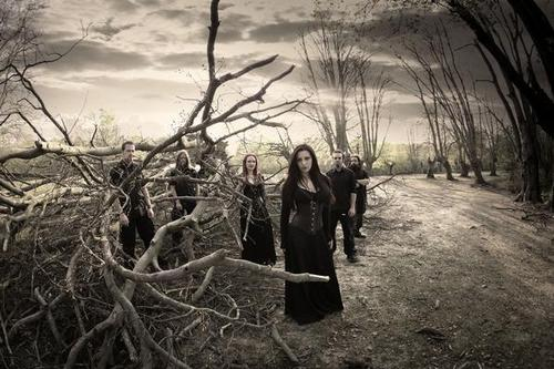 Symphonic Metal 壁紙 probably with a wickiup titled Adastreia