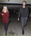 Alexander Skarsgard & Kate Bosworth: Movie Night!