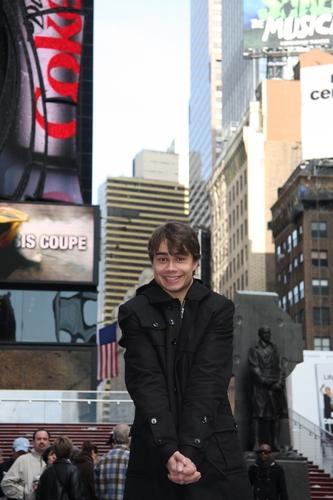 Alexander in NY
