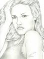 Alicia Silverstone Posing - alicia-silverstone fan art