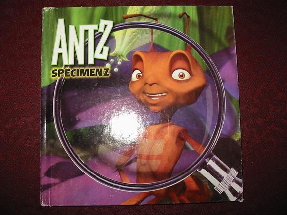 antz Ant Z