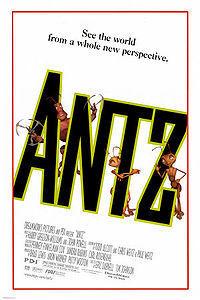Ant Z movie Poster