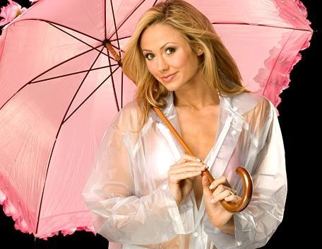 Stacy kiebler take a shower bad turn