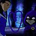 Aqualad and Raven
