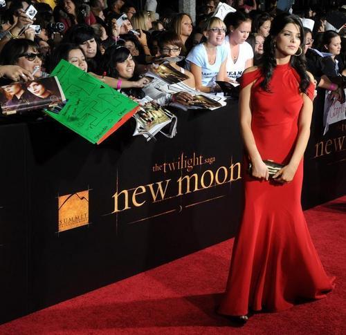 Ashley Green - Twilight Saga: 'New Moon'
