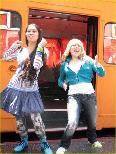 Ashley & Jennette