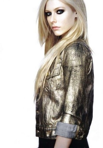 Avril Lavigne wallpaper probably containing a well dressed person, a hip boot, and a portrait called Avril Lavigne