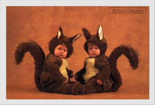 Babies by Anne Geddes