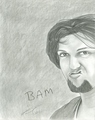 Bam Margera with Attitude - bam-margera fan art
