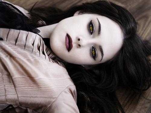 Bella as vamp by me :D
