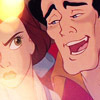 Belle and Gaston - gaston Icon