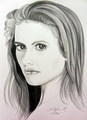 Big-Eyed Alicia Silverstone - alicia-silverstone fan art