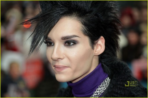 Tokio Hotel वॉलपेपर called Bill Kaulitz Premieres Arthur and the Minimoys