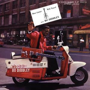 Bo Diddley/LPS - rocknroll-remembered Photo