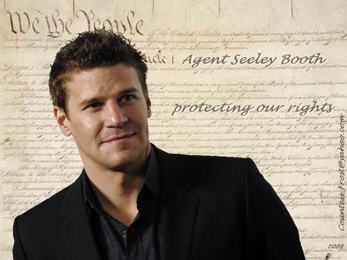 Booth♥