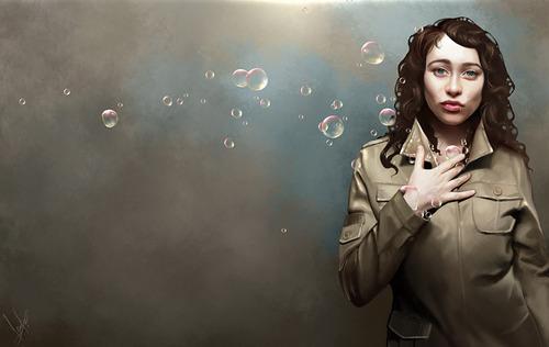 Bubbly Regina Spektor