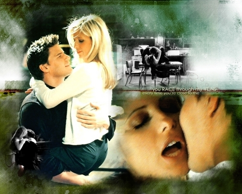 Buffy and एंजल