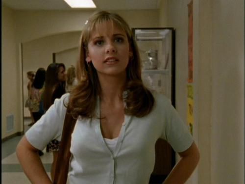 Buffy the vampire slayer- 2x1 when she was bad