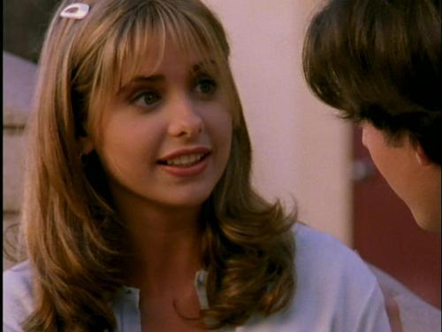 Buffy the vampire slayer- 2x1 when she was bad